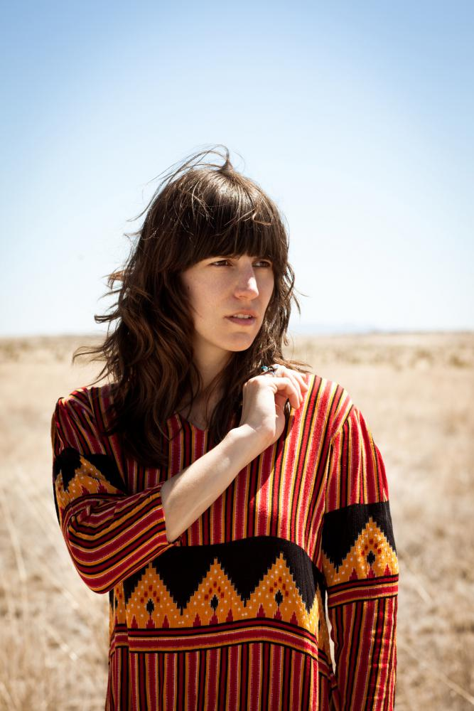 Eleanor Friedberger, performer