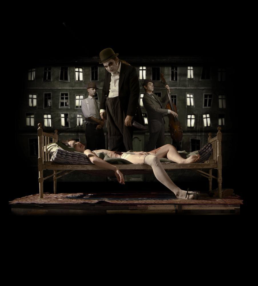 Lulu - A Murder Ballad (c) Tom Arber