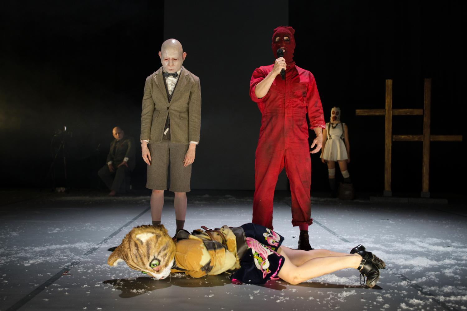 The Circus Animals' Desertion (c) Keith Dixon